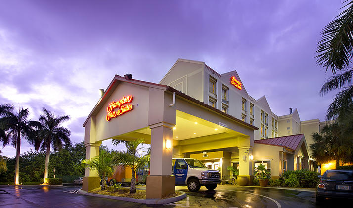 Hampton Inn & Suites Fort Lauderdale