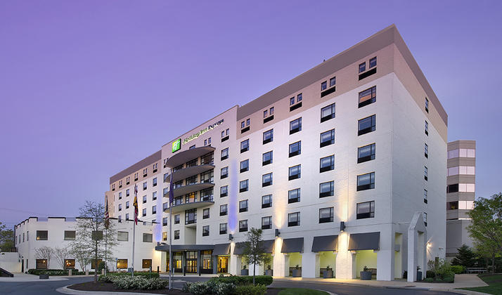Holiday Inn Express Rockville