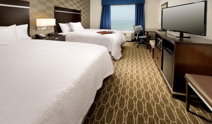 Hampton Inn & Suites Washington DC North/Gaithersburg