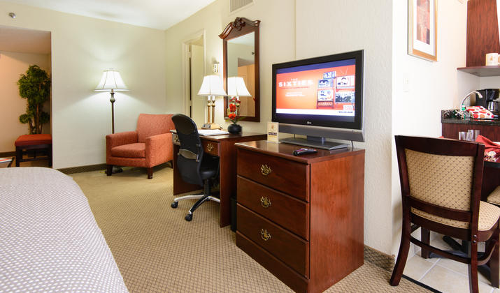 Regency Suites Hotel Midtown Atlanta