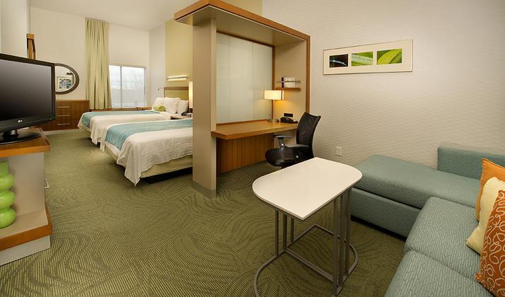SpringHill Suites San Antonio SeaWorld/Lackland