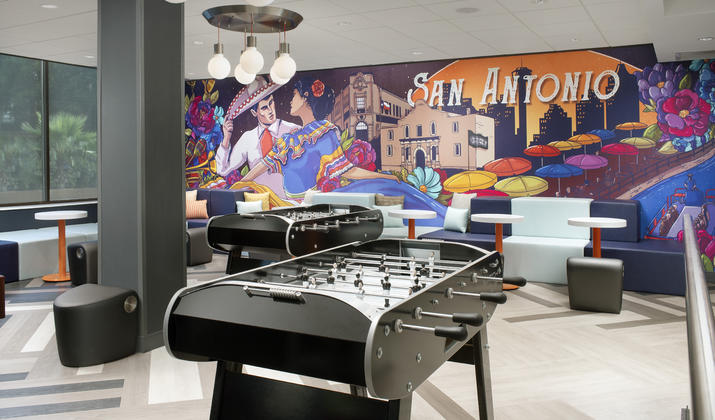 Tru by Hilton Downtown San Antonio