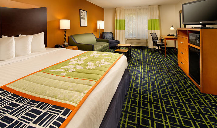 Fairfield Inn & Suites Manassas
