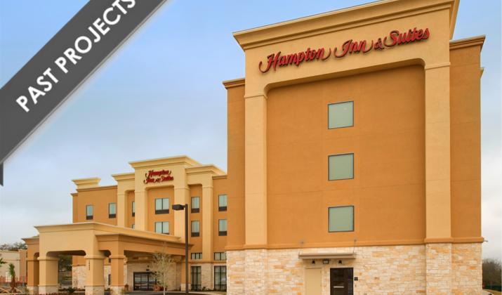 Hampton Inn & Suites Selma-San Antonio-Randolph AFB Texas