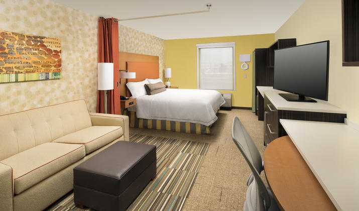 Home2 Suites by Hilton Denver DIA Airport