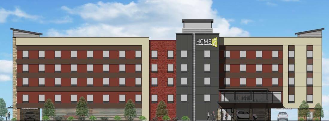 Home2 Suites by Hilton Asheville at Biltmore Village
