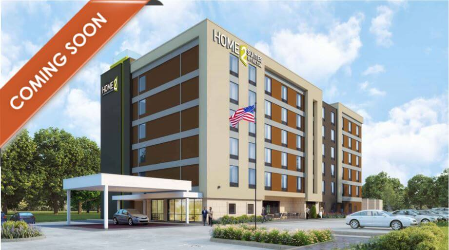 Home2 Suites by Hilton Tampa Airport