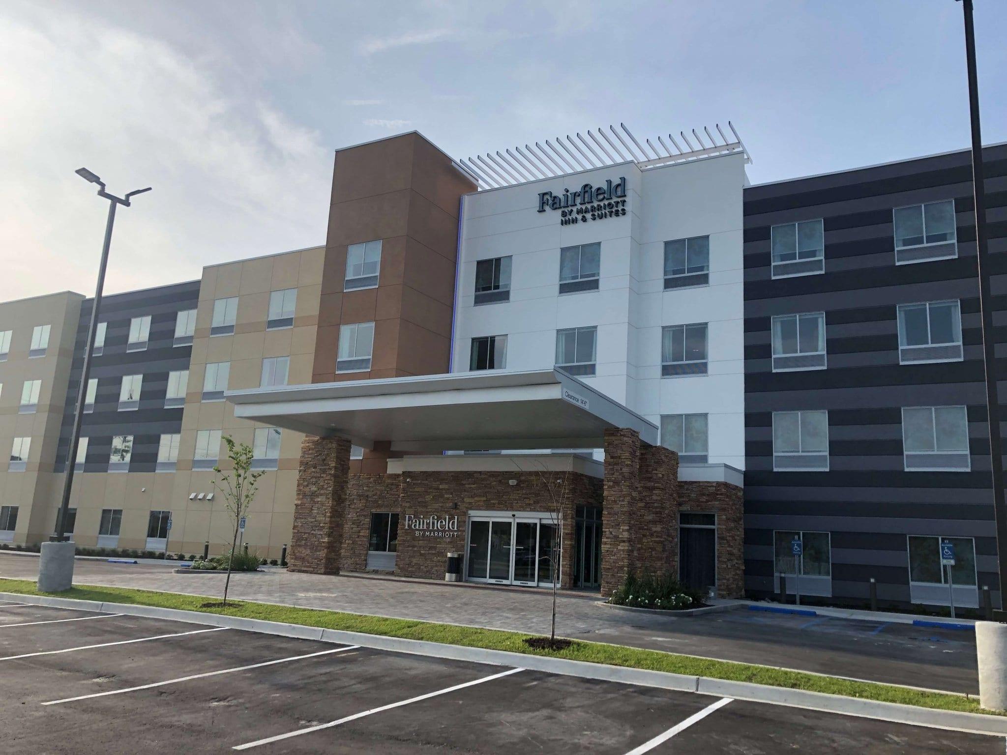Fairfield Inn & Suites New Orleans Metairie