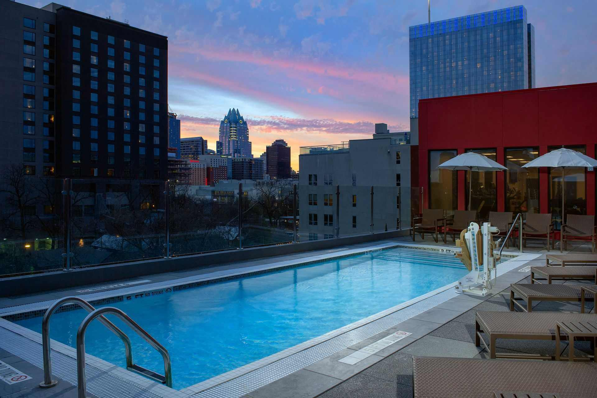Homewood Suites Austin Downtown