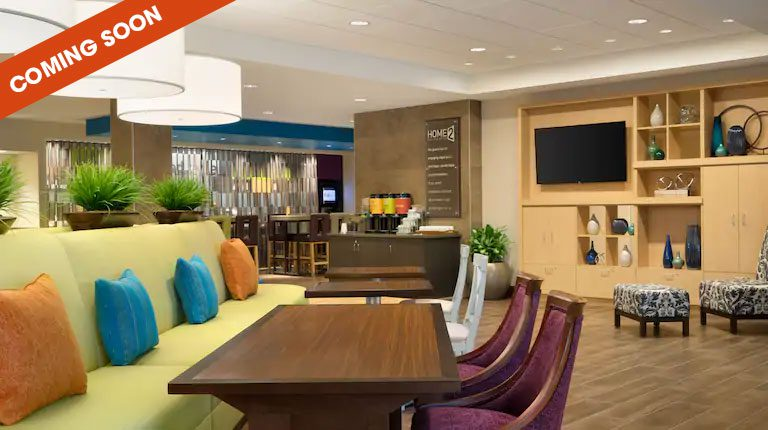 Home2 Suites by Hilton Miami Airport South Blue Lagoon
